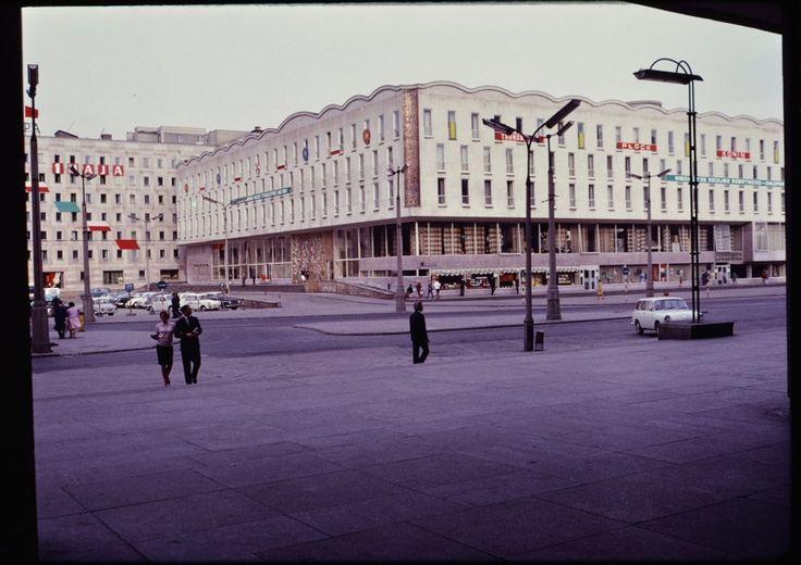 Dom chłopa, Warsaw