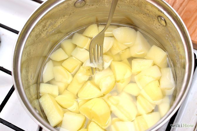 How to Make Simple Mashed Potatoes: 8 Steps - wikiHow