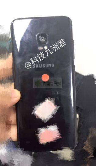 Possible Samsung Galaxy Note 8 Shows Its Backside #Android #Google #news