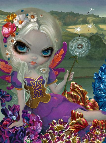 Three Wishes by Jasmine Becket-Griffith