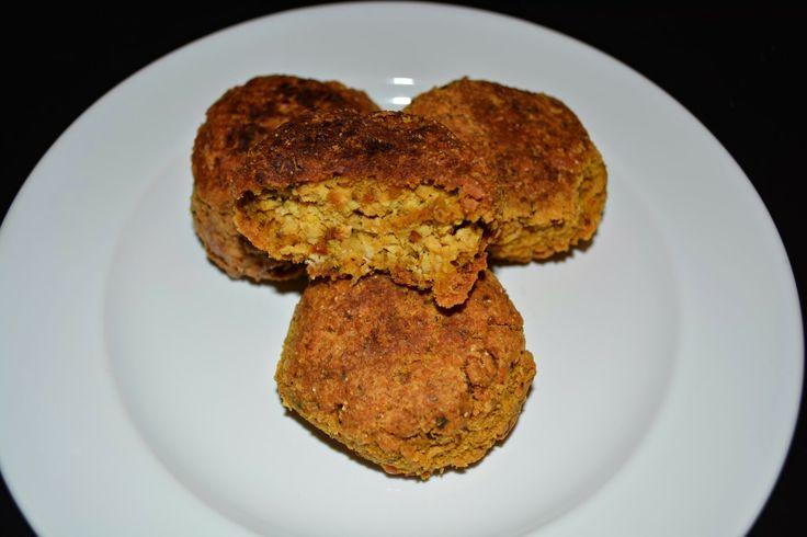 smacznie mi - jedzenie bezglutenowe: Kotlety sojowe, bezglutenowe