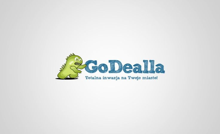 Logo for our web application GoDealla www.godealla.pl