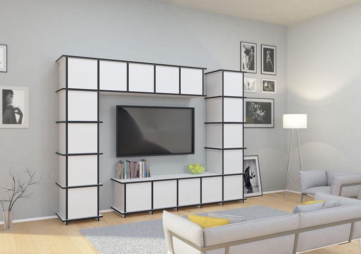 Wohnideen Tv Wand. Die Besten 25+ Tv Wand Otto Ideen Auf Pinterest