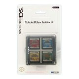Nintendo DS Game Card Case 16 - Black (Accessory)By HORI