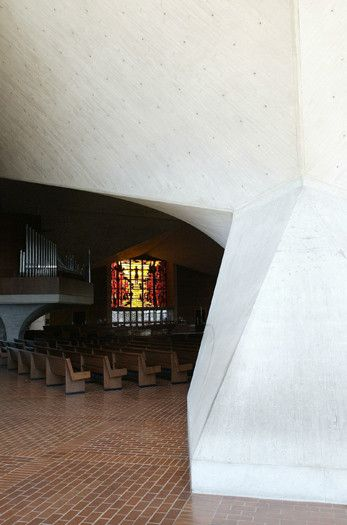 Gallery of AD Classics: The Cathedral of St. Mary of the Assumption / Pietro Belluschi and Pier-Luigi Nervi - 10