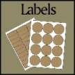 Brown Kraft Labels