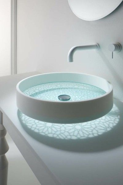 Luxury basin by OMVIVO.