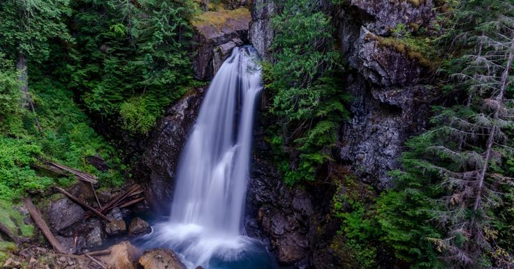 7 Must-See Waterfalls on Vancouver Island