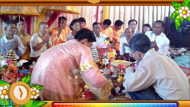 How to manage of khmer traditional wedding in Cambodia
