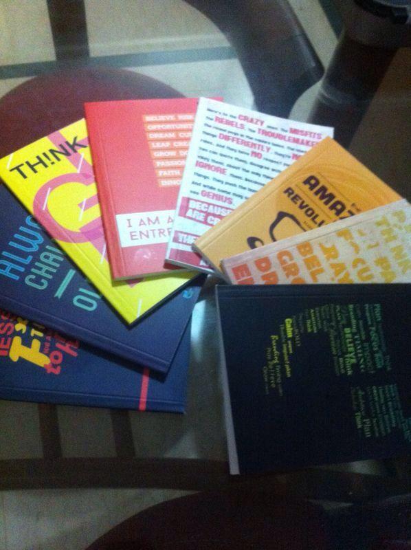 #notebooks #planner