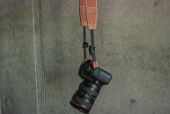 DSLR Camera strap, Leather camera strap, CANON camera strap, NIKON camera strap, photographer gift, Gift for Her, Gift for Him.