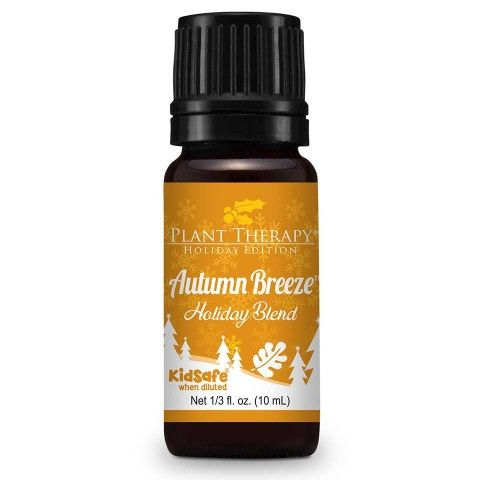 Plant Therapy- Autumn Breeze Holiday Blend 10mL