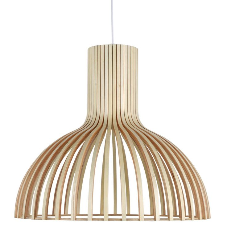 Replica Seppo Koho Victo Pendant | Globe Down Facing Natural Wood Pendant.Creates a fun, eye-catching effect while staying completely functional. Buy now: http://lighting.co.za/ceiling/replica-seppo-koho-victo-pendant/