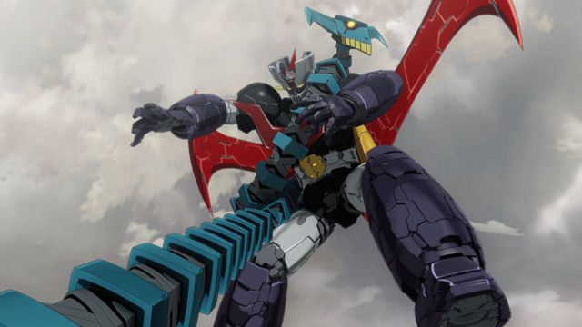 Crunchyroll - The Granddaddy of Super Robots Returns with Mazinger Z/Infinity