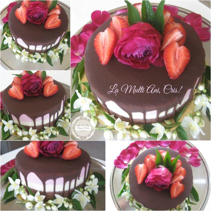 Cristina's Raw Vegan Cake! http://www.almharhais.com/