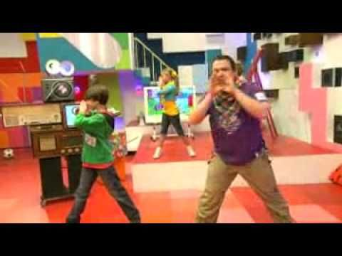 Junior Eurosong 2011: appels eten, Leer het dansje! - YouTube