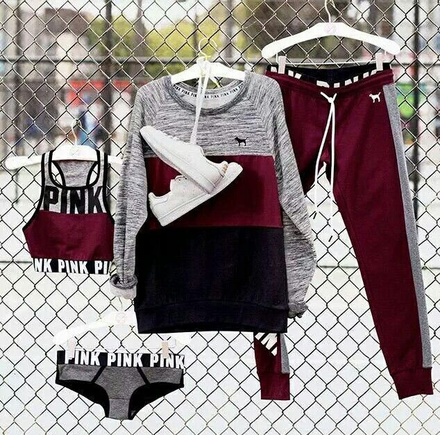 Best 25+ Victoria secret outfits ideas on Pinterest | Pink nation Pink clothing brand and Vs ...