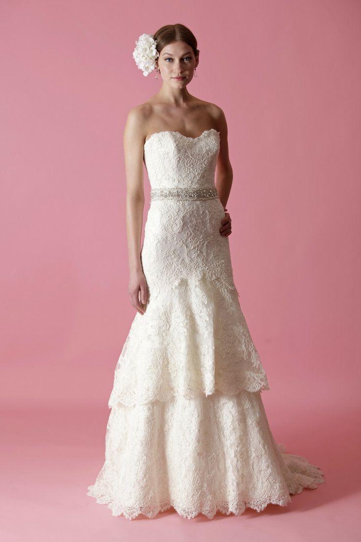 30 best wedding dress love images on Pinterest | Short wedding gowns ...
