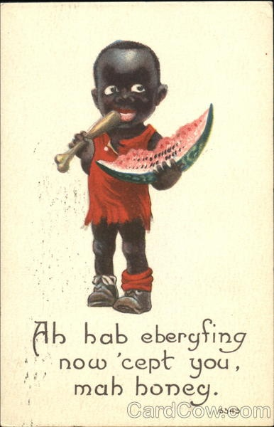 243 best vintage cards images on pinterest costumes fall season another valentine either a slave or poor free african american vintage cardsvintage postcardsafrican american birthday bookmarktalkfo Gallery