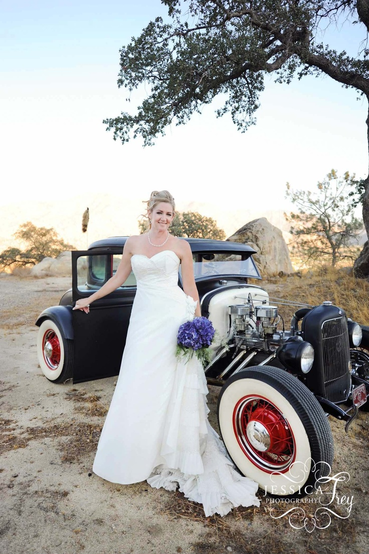 Fine Gown Hot Rod Composition - Wedding and flowers ispiration ...