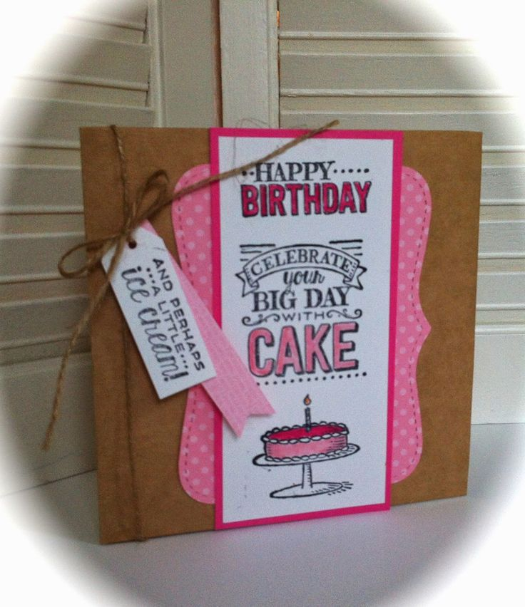 Laura's Creative Moments: BIG DAY - STAMPIN' UP! SALE-A-BRATION 2015