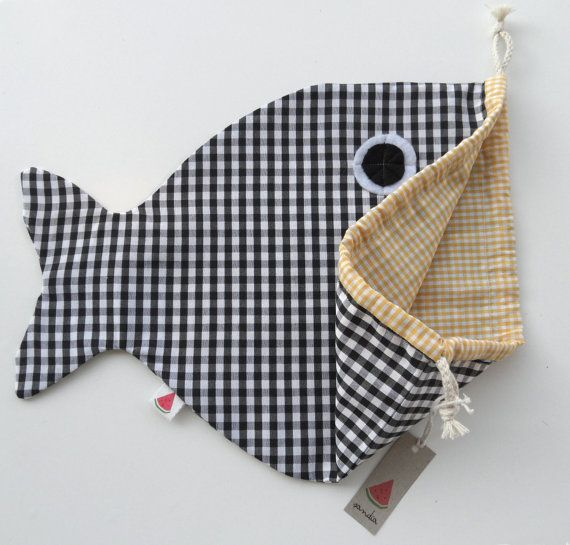 Soooo süß : Tasche mit fischmaul