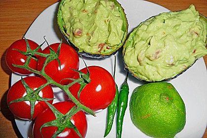 Guacamole (Rezept mit Bild) von chica*   Chefkoch.de