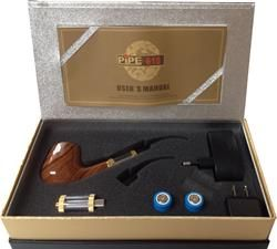 E-Pipe Kit- 1 Electronic Pipe 618 Bowl, special offer with E-pipe-kit, for more details, visit, http://www.e-healthcigarettes.com/store/p/260-NEW-for-2013-OUR-618-E-Pipe-Kit.html