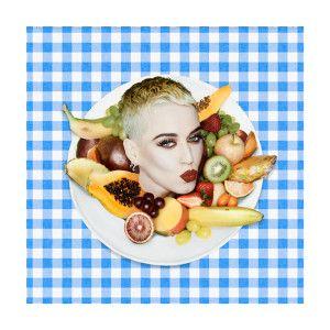 Katy Perry - Bon Appétit Picnic Blanket - Music Merchandising