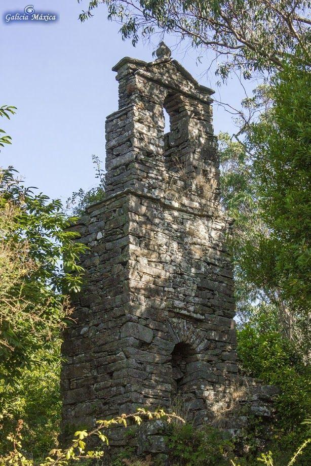 Información sobre la torre de alarma de Barciela, en Castrelo, Forcarei…