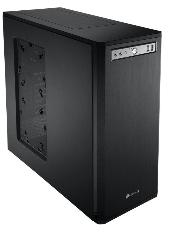Corsair Obsidian 550D Mid-Tower Quiet Case