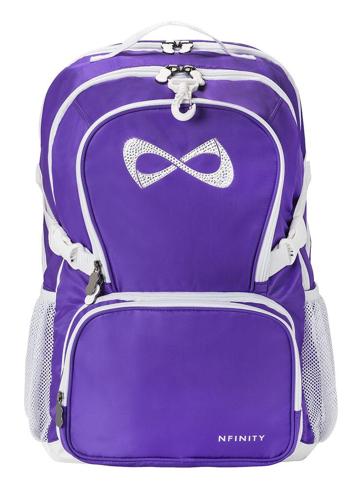 Purple Princess Backpack
