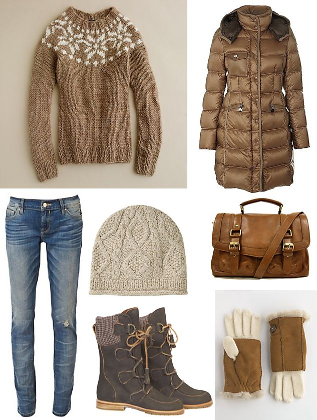 Cozy Chic look on COUTUREcolorado LIFE & STYLE