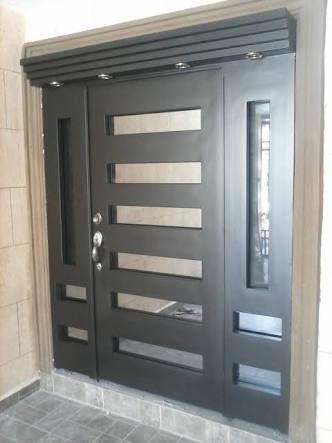 Resultado de imagen para puertas principales modernas - Puertas para casas modernas ...