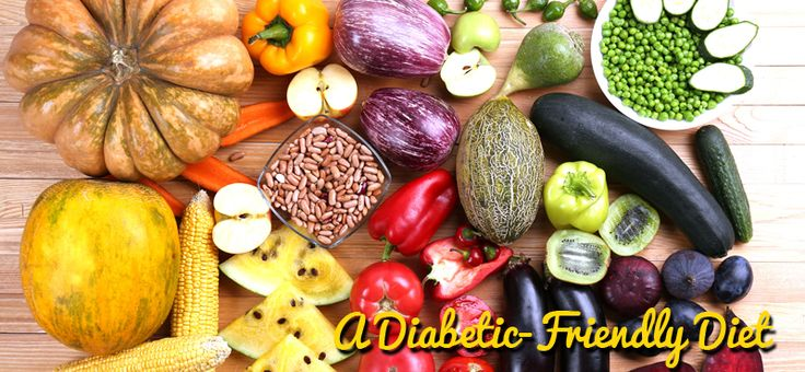 Nutrition is the Key to Diabetes Health