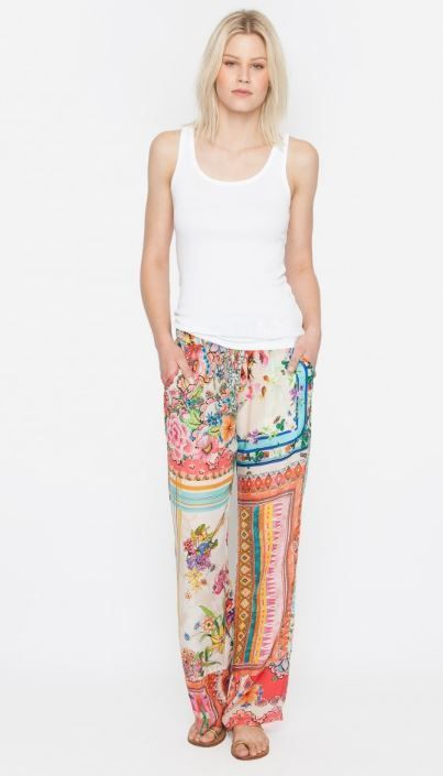 Johnny Was Spring 2017 Power Scarf Pants | Clothing, Shoes & Accessories, Women's Clothing, Pants | eBay!