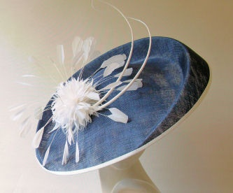 Stella Couture Hats: Large disc trimmed with feather spray and quills-made in England: Couture Hats, Feathers Sprays, Clothes Shoes Jewelry Hats, Hats Hats And, Hands Crafts, Design Hands, Stella Couture, Clothing Shoes Jewelry Hats, Hats 2014
