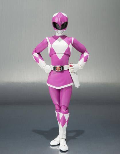 ToyzMag.com » Power Ranger 20ème anniversaire : Pink Ranger S.H.Figuarts