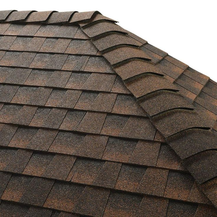 Best Gaf Z Ridge Hickory Hip And Ridge Shingles 33 3 Lin Ft 400 x 300