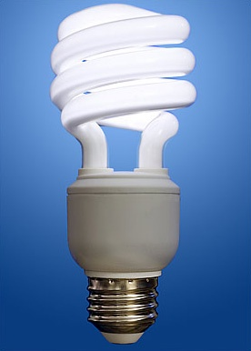 There's a dark side to compact fluorescent light bulbs.  http://www.renewableenergygeek.ca/energy-efficiency/energy-saving-light-bulbs-dangerous-to-health-and-environment-part-1/