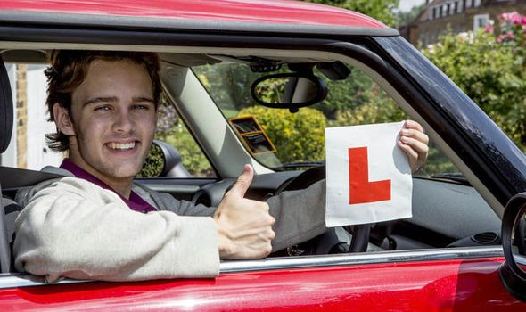 PASSING a driving test is a passport to freedom for many, so it's a pretty important rite of passage...