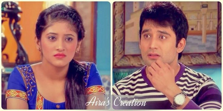 @Vikas51Vikas @shivangijoshi10 adorable nd funny expressions Lolx another cute couple in BEINTEHAA #RizYat