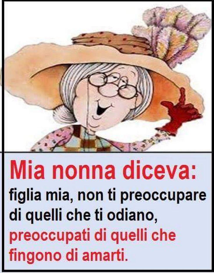 Le nonne... quanta saggezza - Alessia Bellucci - Google+