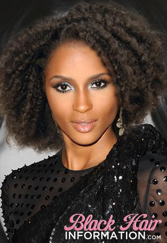 Want To See What Celebrities Would Look Like With Natural Hair