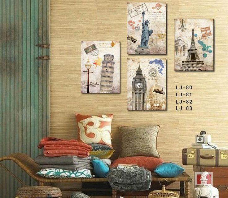 Comprar 4 unidades de pared de obra de for Proveedores decoracion hogar
