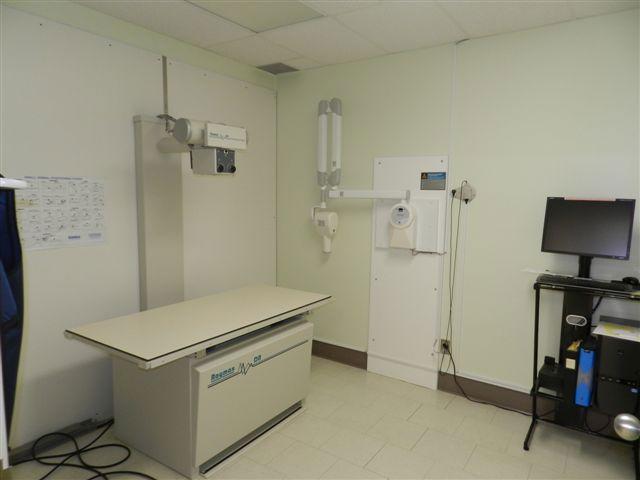 Essa Veterinary Services - X-Ray Room