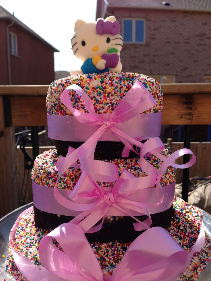Hello Kitty Icing Cake Design : 17 Best images about birthday cakes on Pinterest Power ...
