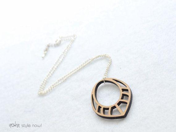 Sprit wooden necklace  BIO colleciton www.facebook.com/urshastylenow