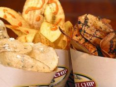 gourmet chip company asheville nc - best places to eat in asheville
