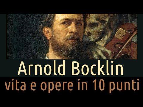 Arnold Bocklin: vita e opere in 10 punti